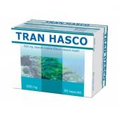 Tran Hasco, 500mg, 60 kapsułek