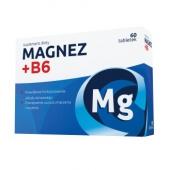Nordfarm Magnez + B6, 60 tabletek