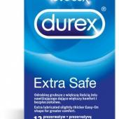 Prezerwatywy DUREX Extra Safe, 12 sztuk