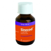 Sinecod, syrop, 100ml