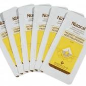 Nizoral, szampon przeciwłupieżowy, 6 saszetek po 6ml