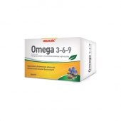 Omega 3-6-9 Walmark, 60 kapsułek