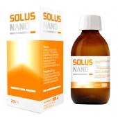 Solus Nano, roztwór nawilżający do jamy ustnej, 200ml