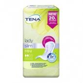 TENA Lady Slim Mini, 20 wkładek anatomicznych