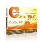 Olimp, Gold-Vit C Forte, 1000mg, 30 kapsułek