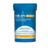 BICAPS D3 2000, 120 kapsułek