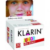 Klarin JUNIOR, 30 tabletek