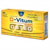 D-Vitum Forte Osteo, 60 tabletek
