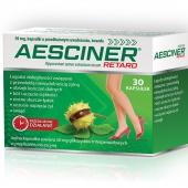 Aesciner Retard, 60 kapsułek