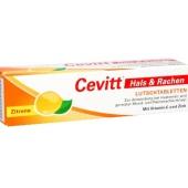 Cevitt Gardło, cytrynowy, 20 tabletek do ssania
