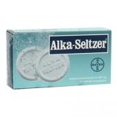 Alka-Seltzer, 10 tabletek musujących