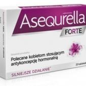 Asequrella Forte, 20 tabletek