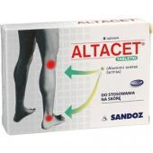 Altacet, 6 tabletek