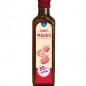 Oleofarm, Syrop Malina, 250ml
