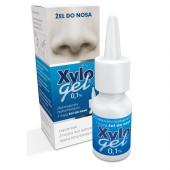 Xylogel 0,1%, żel do nosa, 10g