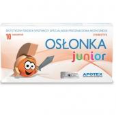 Osłonka Junior, 10 saszetek