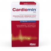 Cardiomin B6, 60 tabletek