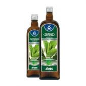AloeVital, sok z aloesu z miąższem, 1000ml