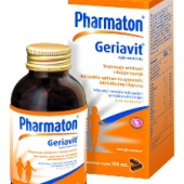 Geriavit Pharmaton, 30 kapsułek