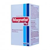 Magnefar B6, 60 tabletek