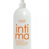 ZIAJA Intima, kremowy płyn do higieny intymnej z kwasem askorbinowym, 500ml