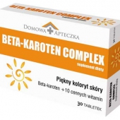 Beta-Karoten Complex, 30 tabletek