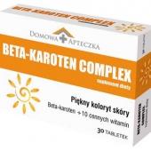Beta-Karoten Complex, 30 tabletek