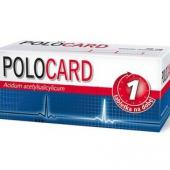 Polocard, 150mg, 120 tabletek