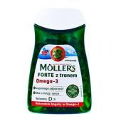 Mollers Forte, 112 kapsułek