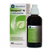 Imupret N, krople doustne, 50ml