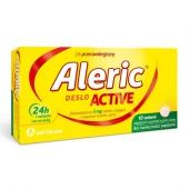 Aleric Deslo Active 5mg, 10 tabletek rozpuszczalnych w jamie ustnej