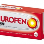 Nurofen Forte 400mg, 48 tabletek
