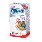 Vibovit Junior, witaminy i żelazo, 30 tabletek do ssania