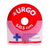 URGO S.O.S Cuts, 3m x 2,5cm