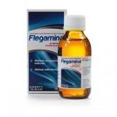 Flegamina 4mg/5ml, syrop o smaku malinowym, 120ml
