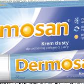 Dermosan, krem tłusty, 40g