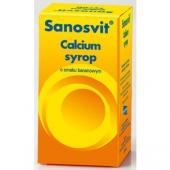Calcium Sanosvit, syrop, 150ml