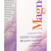 Magnesol 150, 20 tabletek musujących
