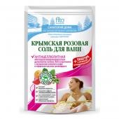 Fitokosmetik, sól do kąpieli krymska różowa, 530g