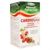 Cardiosan fix, mieszanka ziołowa, 20 saszetek