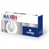 MAXON ACTIVE 25mg, 2 tabletki