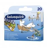 Salvequick, Muminki, 20 plastrów