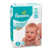 Pampers Pro Care 2, 36 sztuk