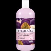 Fresh Juice Kremowy żel pod prysznic Passion fruit & Magnolia