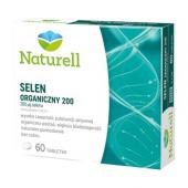 NATURELL Selen Organiczny 200 x 60tab