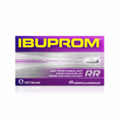 Ibuprom RR tabl.powl. 0,4 g 48 tabl.
