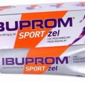 Ibuprom Sport żel 0,05g/g, 100 g