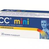 ACC mini, 100mg, od 3 lat, 20 tabletek musujących