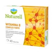 NATURELL Witamina B Complex Forte tabl. 40