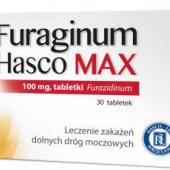 Furaginum Hasco Max tabl. 0,1 g 30 tabl.